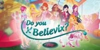 Игры для девочек винкс беливикс