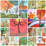 Рисунок для 7 класса на тему осень – Дивная осень! 5-7 классы — Выставки рисунков наших читателей — Фотоальбомы