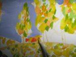 Рисунок мазками осень – Урок живописи: рисуем «Мозаичную» осень — Мои статьи — Каталог статей