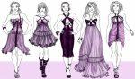 Как нарисовать комбинезон – Как научиться рисовать одежду? (основные формы, виды складок, текстуры, узоры)