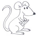 Как нарисовать мышь карандашом поэтапно для детей – Как нарисовать мышку, мышь карандашом поэтапно?