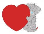 Мишка тедди картинки с сердечком – Мишки Тедди: мишки с сердечками, цветами, шариками, мишки-любовь (картинки) — 14 Февраля 2013