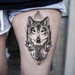 Рисунок лапа волка – смысл, история, фото, эскизы, примеры интересных рисунков в современной татуировке