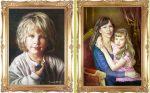 Заказать портрет – Портрет на заказ по фото. Здесь вы можете заказать живописный портрет, предоставив художнику фотографии. От рисунка портрета карандашом, до парадного портрета на холсте масляными красками. тел: 8(916)939-47-12 portret77@mail.ru