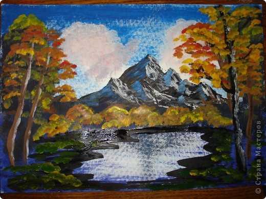 Как нарисовать пейзаж осень поэтапно – Как нарисовать ...
