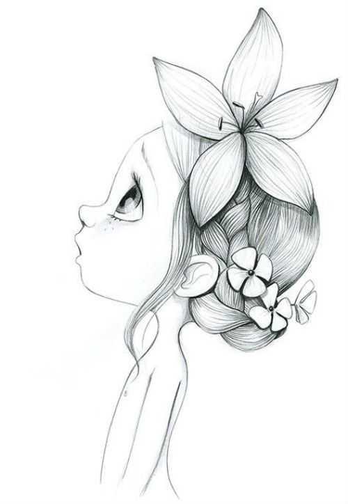 Открыток своими, картинки для срисовки легкие и прикольные простым карандашом