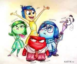 Персонажи из мультиков для срисовки – Рисунки из мультиков ...