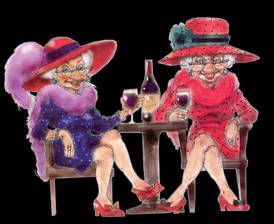 Рисунки для бабушек – Раскраска бабушка. Распечатать ...