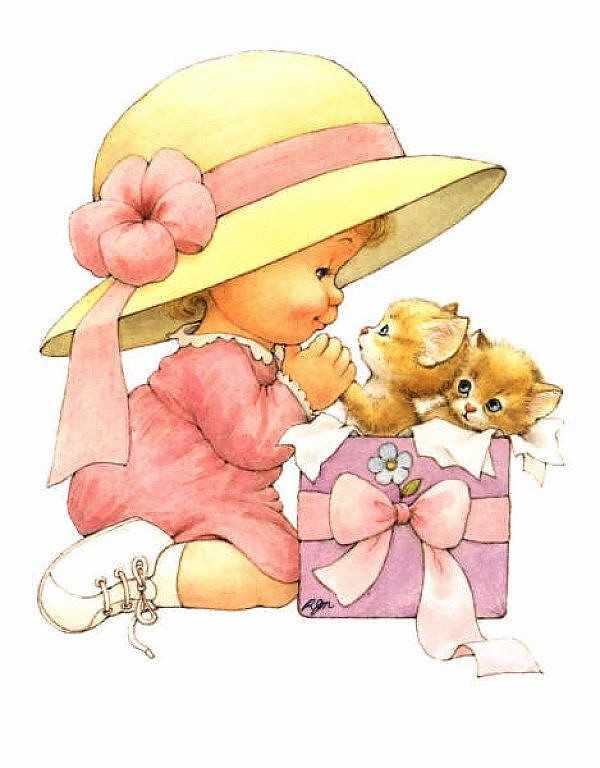 Рисунки для маленьких открыток
