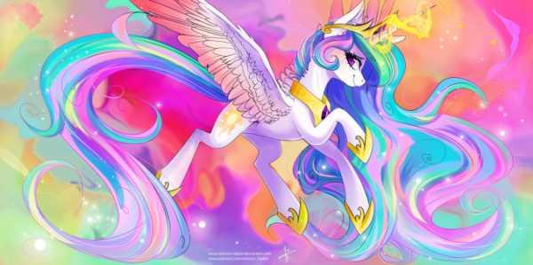 """Самая красивая пони – Какая пони из мультфильма """"Дружба ..."""