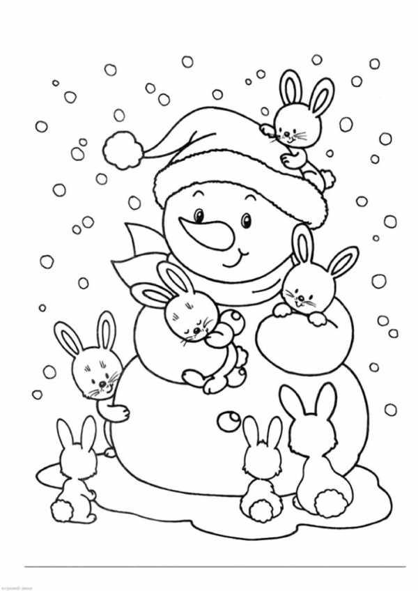Картошка, рисовать картинки новогодние